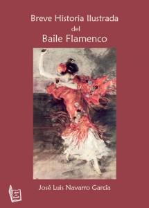 breve historia ilustrada del baile flamenco portada