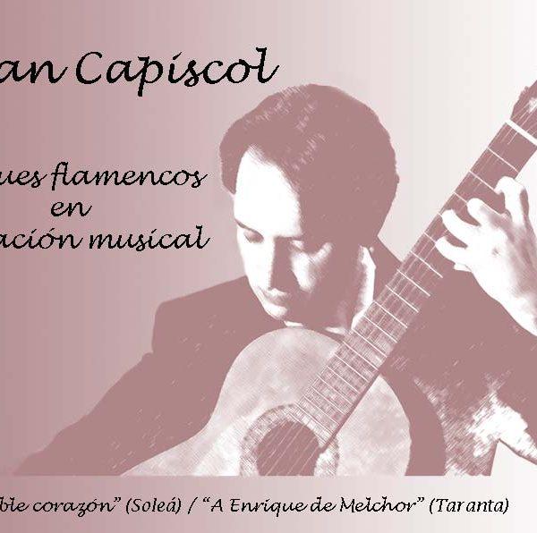 Toques flamencos en notación musical